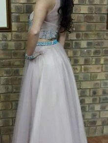 New Romantics Bridal Couture Bosveld Competition Ball Gown 1a