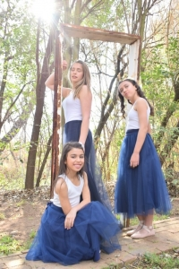 17-new-romantics-bridal-bridesmaid-and-flower-girl-dresses-navy-mesh-skirts-white-bodices