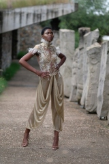 35-new-romantics-matric-dance-dress-hire-shades-of-gold-lace-collage-bodice-with-gold-drape-pants