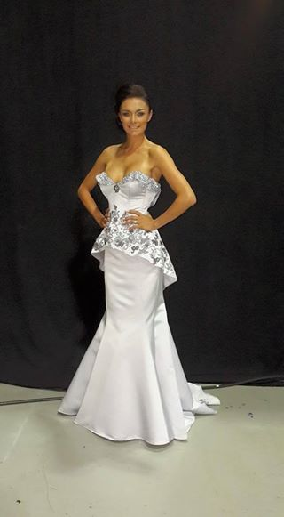 Stunning new designs at the dome wedding fashion show 1