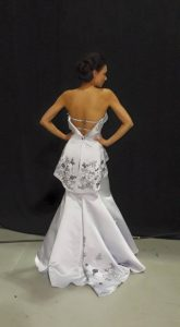 Stunning new designs at the dome wedding fashion show 2