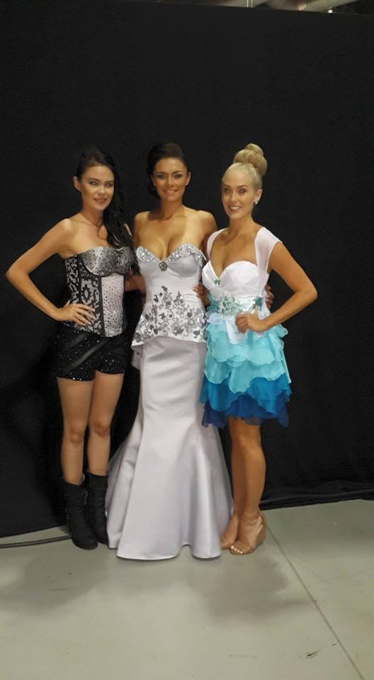 Stunning new designs at the dome wedding fashion show 3