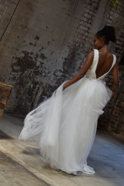 29-new-romantics-bridal-Off-white-low-v-back-A-line-wedding-dress-with-detachable-mesh-skirt_