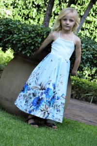 19-new-romantics-bridal-flower-girl-dress-aqua-floral-print-satin-skirt-white-bodice
