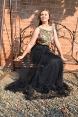 103-new-romantics-matric-dance-dress-hire-floral-embroided-bodice-with-black-mesh-skirt