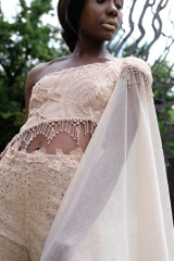 17-new-romantics-matric-dance-dress-hire-diagonal-rosegold-bodice-with-hanging-diamantes-dress