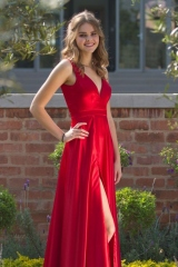 53-new-romantics-matric-dance-dress-hire-red-satin-v-neck-dress-with-front-slit_