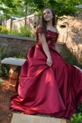 64-new-romantics-matric-dance-dress-hire-full-satin-skirt-with-lace-top