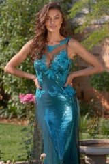 85-new-romantics-bridal-matric-dance-dress-hire-teal-sequin-fitted-dress-with-lace-detail_