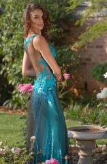 86-new-romantics-matric-dance-dress-hire-teal-sequin-dress-with-black-mesh-back-detail_
