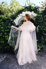 9-new-romantics-matric-dance-dress-hire-Soft-flair-mesh-cape-with-3d-flower-detail-dress_