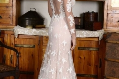 41-new-romantics-bridal-couture-vintage-wedding-dress-Mermaid-lace-dress-with-lace-and-buttoned-back-dress